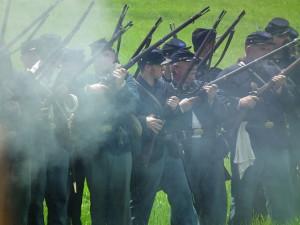 150th_Gettysburg_Reenactment_2013_(9181406740)