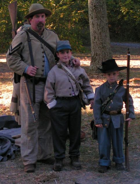 ground cloth civil war